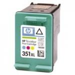Hewlett Packard Colour HP 351/CB337EE, HP 351XL/CB338EE, HP 342/C9361EE, HP 343/C8766EE, HP 344/C9363EE
