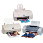 Canon BJC-3000, 8000 & More Waste Ink Tank Counter Reset