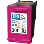 HP 300 Colour Ink Cartridge Review