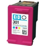 HP 301 Colour Ink Cartridge Review