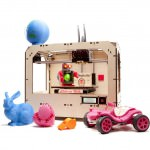 Coming Soon: A 3D Printer for the Masses