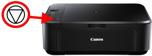 How to Clear the Canon Check Ink 1686 and 1688 Error Messages