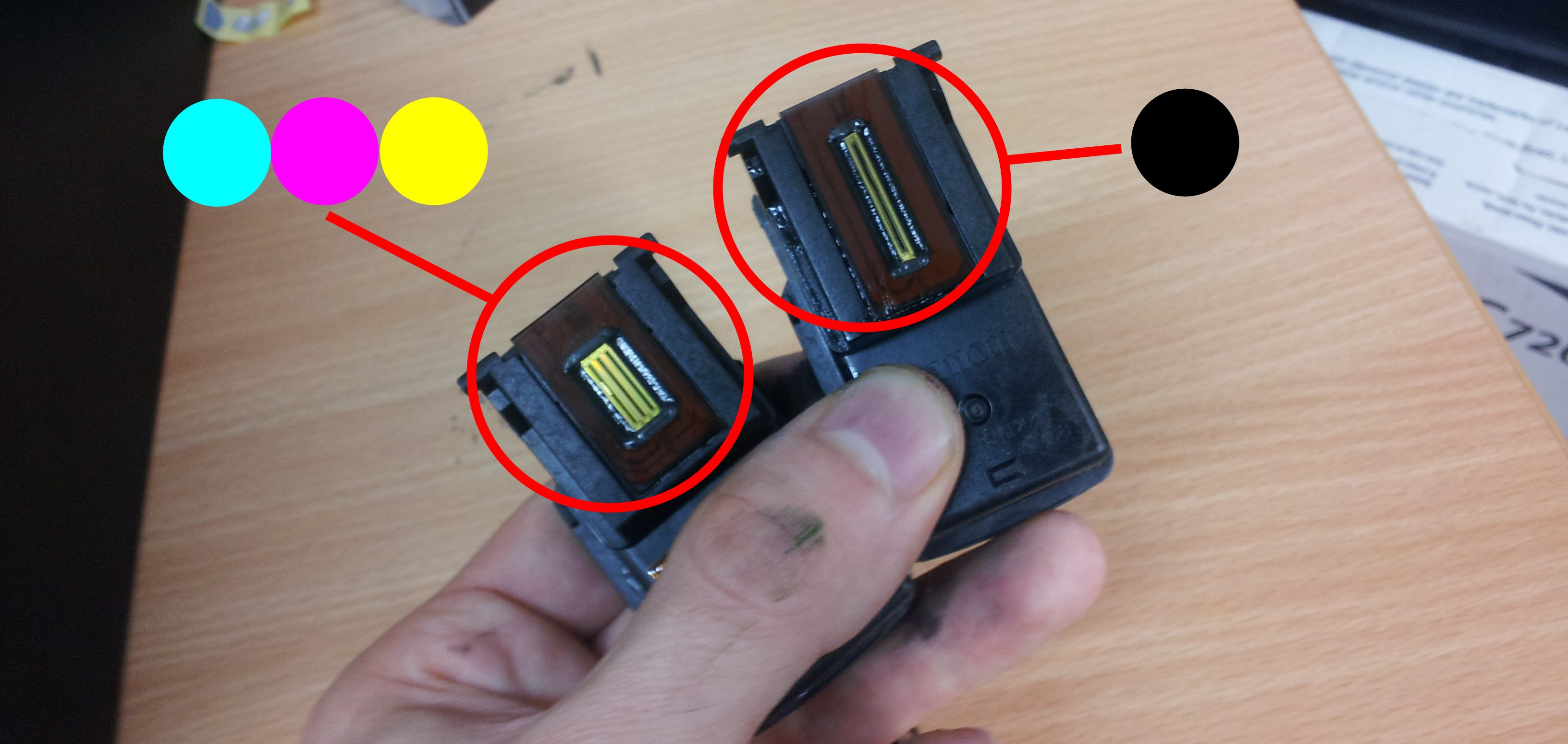 Fixing The Canon E07 Error Message