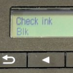"Clearing the Canon ""Check Ink"" 1401, 1687 and 1485 Error Messages"