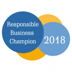Responsible Business Champion 2018 Nomination