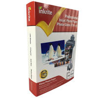 100 Sheets of Inkrite Glossy Photo Paper 6x4