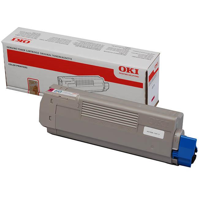 Original Oki 44315306 Magenta Toner Cartridge (44315306)