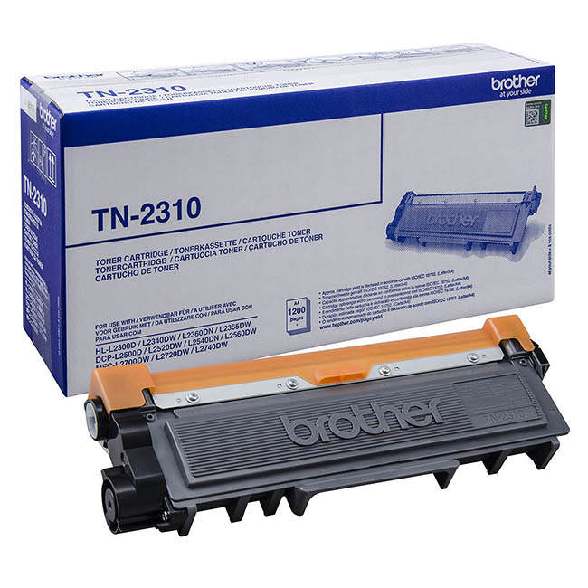 Brother Tn2310 Original Toner Cartridge