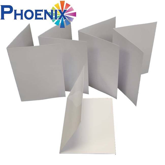 Phoenix greetings cards with envelopes 10 sheets m4hsunfo