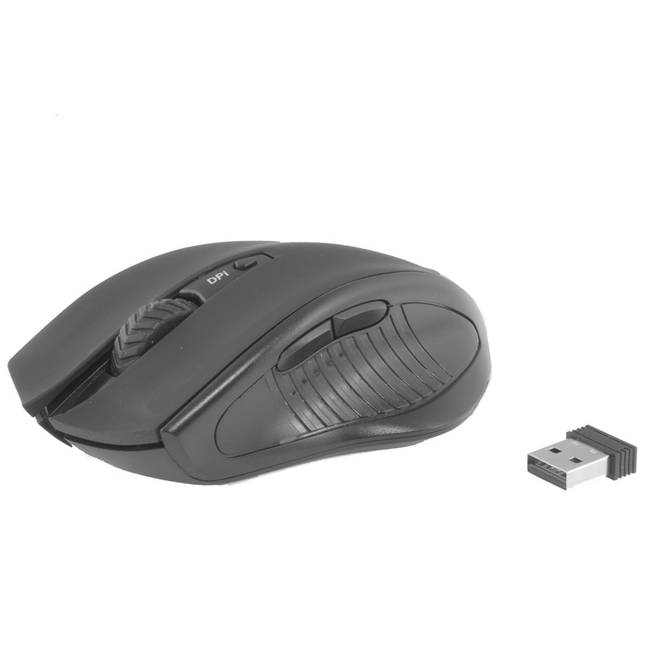 Sumvision Amber Hx Wireless Mouse With Usb Dongle & Adjustable Dpi (mouse-usb-amber-hx)