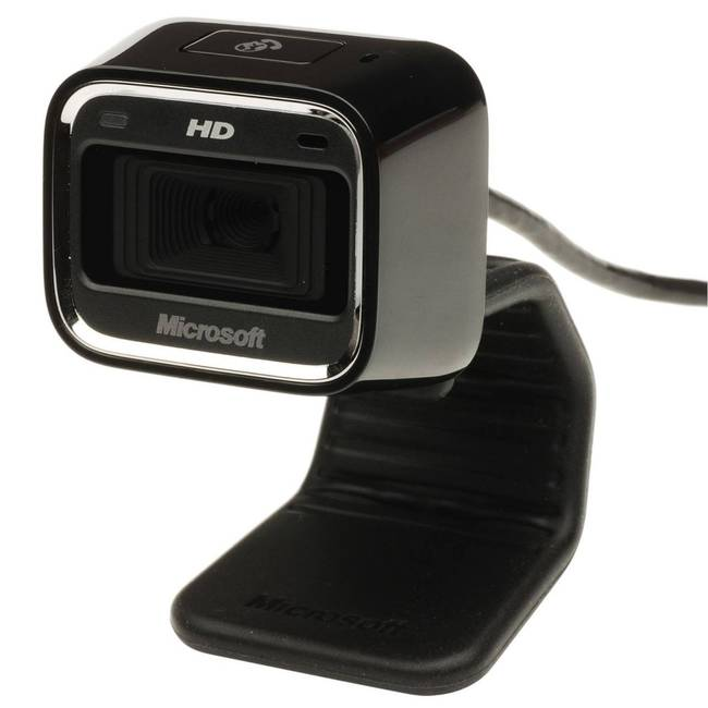 Microsoft Lifecam HD-3000 For Business Webcam