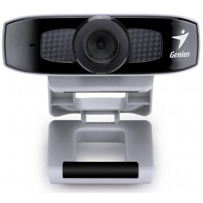 Genius Facecam 320 High Quality Webcam With Mic / Plug And Play (32200012100)