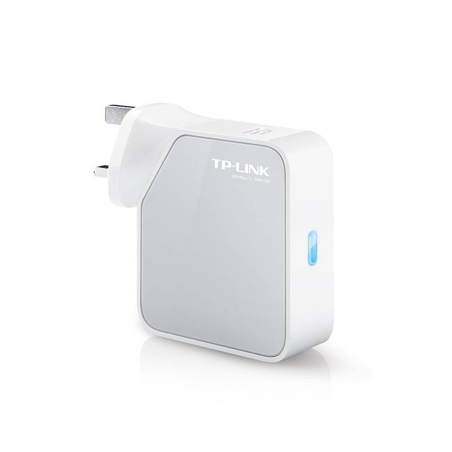 Tp-link Tl-wr810n 300mbps Wireless Mini Pocket Router / Access Point Usb