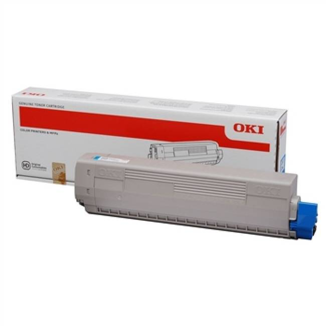 Original Oki 44059168 Black Toner Cartridge (44059168)