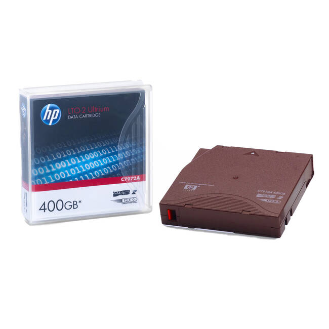 Hp Original C7972a Data Tape