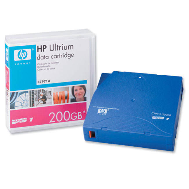 Hp Original C7971a Data Tape