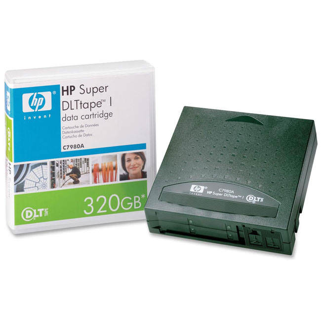 Hp Original C7980a Data Tape