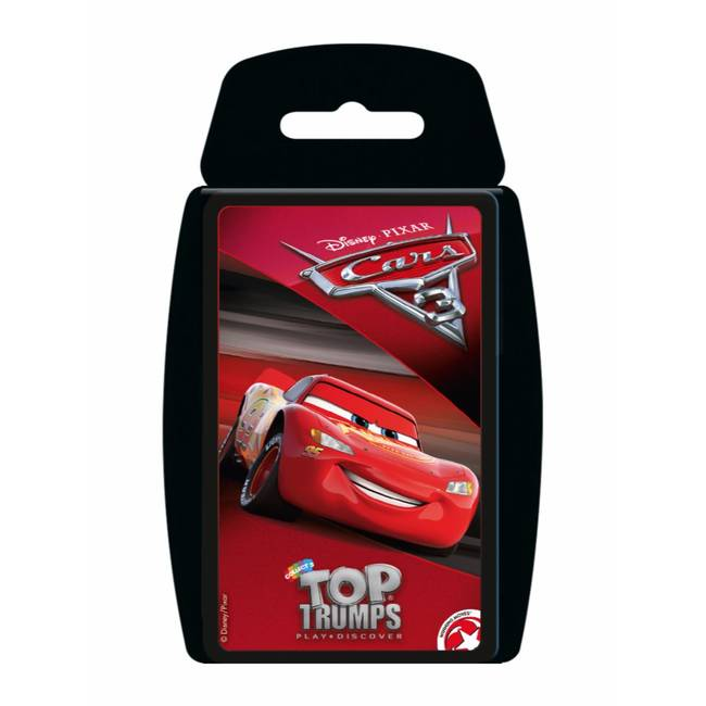 Top Trumps - Cars 3