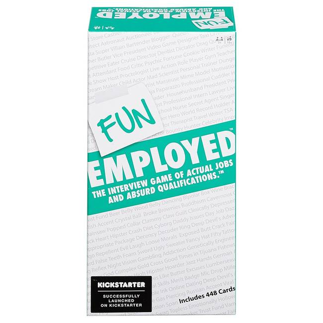 Funemployed The Interview Game Of Actual Jobs And Abs - Game designer jobs uk