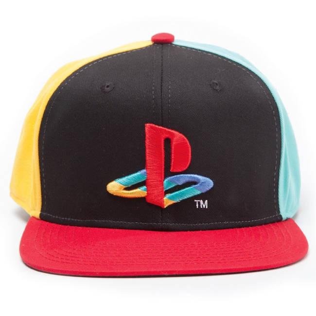 7d2910e6cb5 SONY Playstation Embroidered Original Logo Colours Snapback Baseball Cap Hat  (SB111204SNY) SonyBIO-SB111204SNY