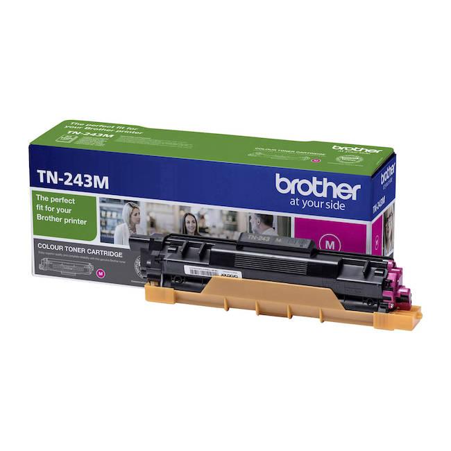 Original Brother TN243M Magenta Toner Cartridge (TN-243M) Brother