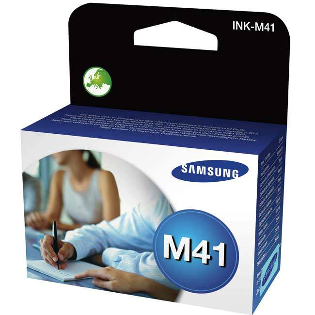 Original Samsung M41 Black Ink Cartridge (ink-m41/els)
