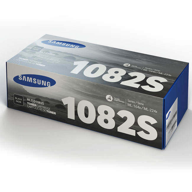 Original Samsung 1082s Black Toner Cartridge (mlt-d1082s/els)