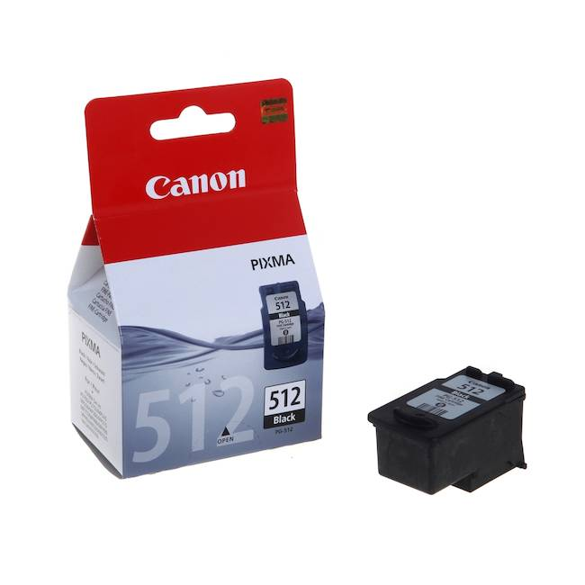 Original Canon Pg-512 Black High Capacity Ink Cartridge (2969b001aa)