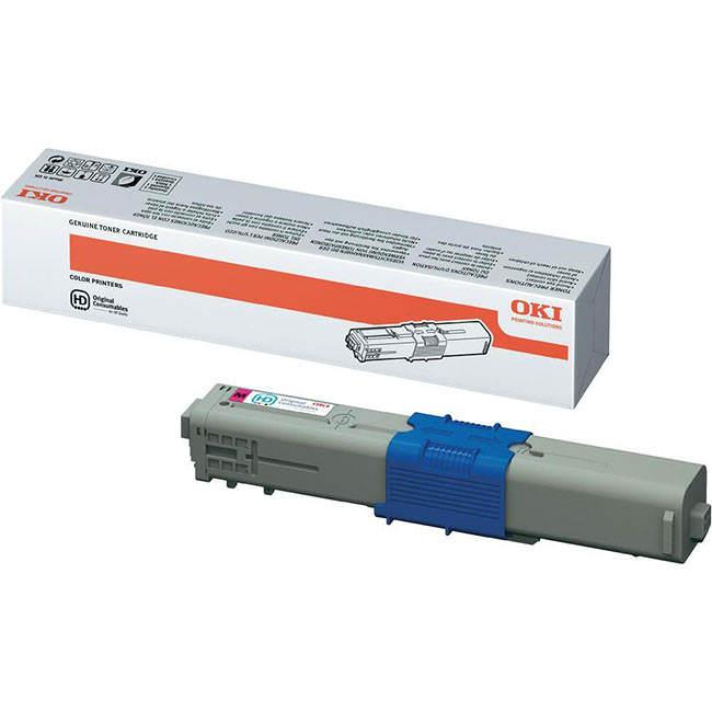 Original Oki 44469723 High Capacity Magenta Toner Cartridge (44469723)