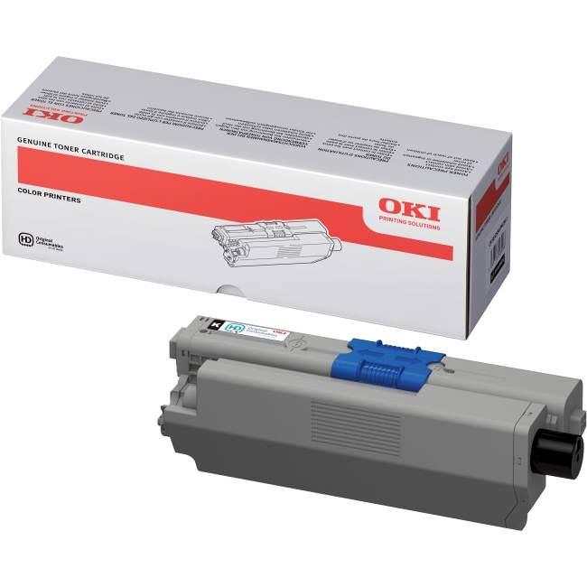 Original Oki 44469803 Black Toner Cartridge (44469803)