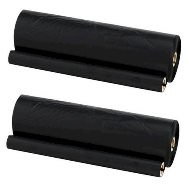 Compatible Panasonic Kx-fa136x Fax Roll Twin Pack (kxfa136x)