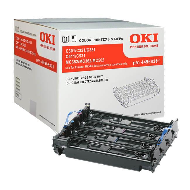 Original Oki 44968301 Imaging Drum Unit (44968301)