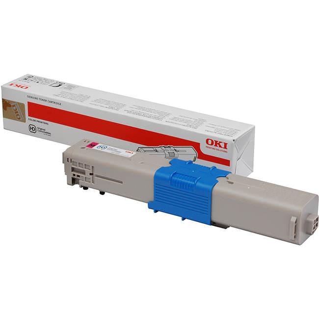 Original Oki 44973534 Magenta Toner Cartridge (44973534)