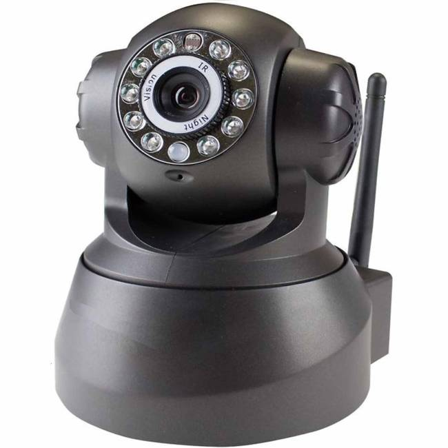 Nvsip Wireless Cctv Ip Camera - Wifi 720p With Night Vision (sc-ip-n5402hh)