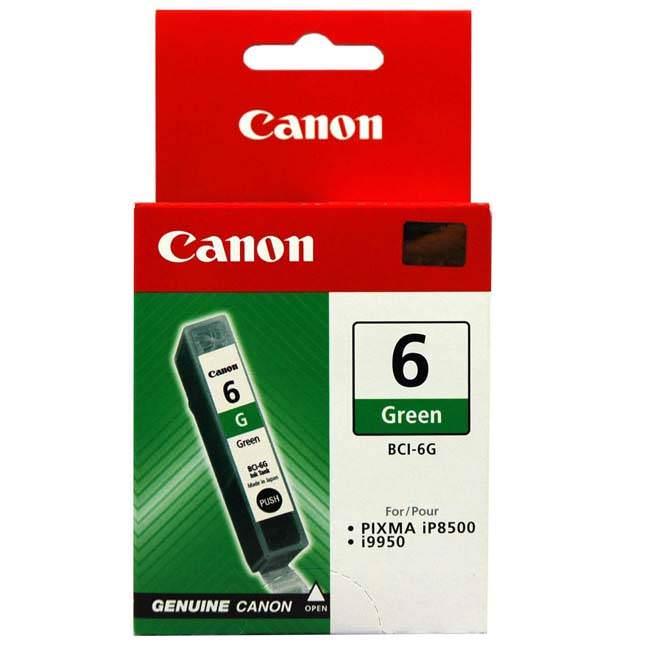Original Canon Bci-6g Green Ink Cartridge (9473a002)