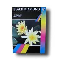Black Diamond Premium Canvas Double Sided A4 Photo Paper 220gsm - 50 Sheets Image