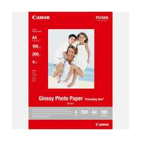 Original Canon GP-501 A4 Glossy Photo Paper 210gsm 100 Sheets (0775B001) Image