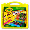 Crayola Twistable Case With 36 Crayons - Yellow