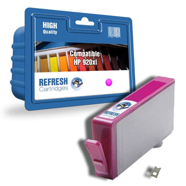 HP CD973AE 920XL Compatible Ink Cartridge Without Chip