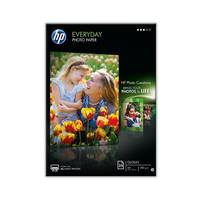 Original HP Everyday A4 Glossy Inkjet Photo Paper 200gsm - 25 Sheets (Q5451A) Image