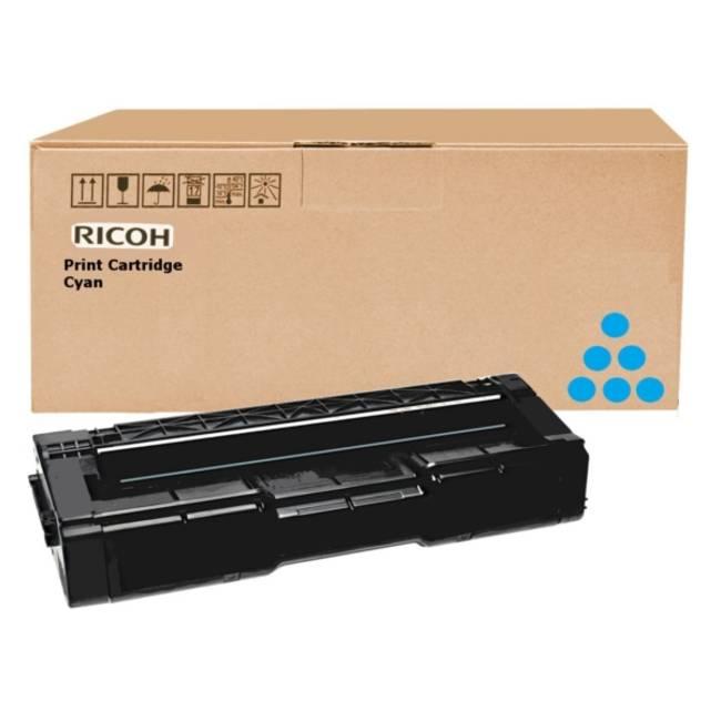 Ricoh 406480 Cyan Original Toner Cartridge