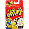 UNO Emoji Edition Card Game by Mattel