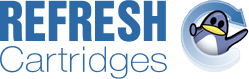 Refresh Cartridges Company Logo